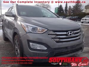 2013 Hyundai Santa Fe PremiumAWD, Heated Seats, Heated Steering