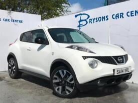 2014 14 Nissan Juke 1.6 16v N-Tec Manual for sale in AYRSHIRE