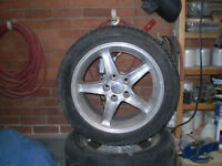 Mustand Tires and Rims