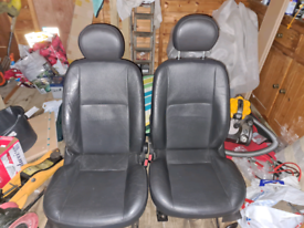 Ford Transit Connect Leather seats