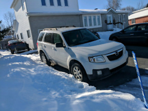 MAZDA TRIBUTE 2009 AWD 4500$ NÉGOCIABLE