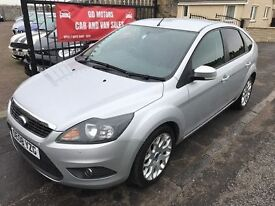 2008 FORD FOCUS TDCI (FACELIFT) SERVICE HISTORY, WARRANTY, NOT ASTRA GOLF MEGANE 308