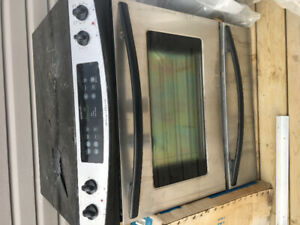 Free Stainless steel stove