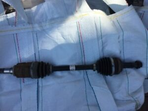 Driver side axle for 2009 TOYOTA COROLLA  S    Asking $50