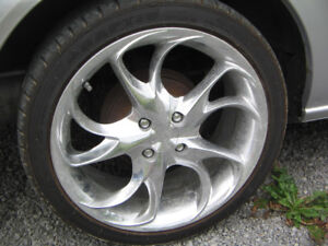 Good used 17inch tires