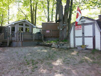 Pike Lake Resort Trailer for Sale