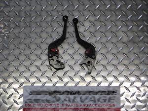 2000-2003 suzuki gsxr-600-750-1000 crg brake &cluch levers