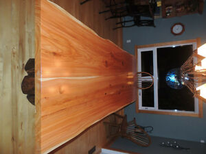 Hand crafted tables by Deep Forest in fanny bay Comox / Courtenay / Cumberland Comox Valley Area image 6