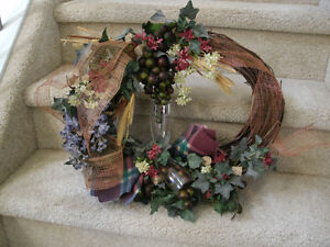 Grapevine Wreath – Hand Crafted
