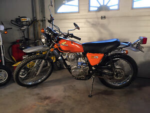 """REDUCED""5 HONDA BIKES FOR SALE PLEASE LOOK AT PHOTOS"