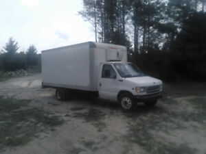 2001 e450 cube can reefer