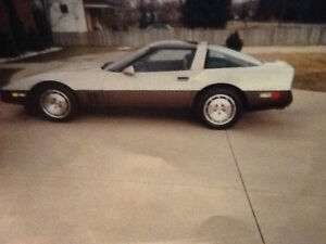 1986 Tbar glass roof excellent shape leather gray interior