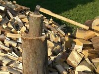 FIREWOOD SPLITTING SERVICES