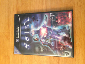 Geist for GameCube- excellent condition