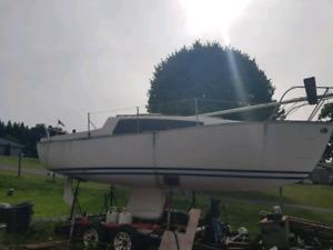 Sailboat 24'