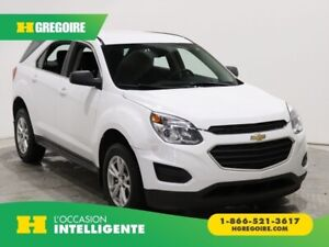 2017 Chevrolet Equinox LS AWD A/C GR ELECT MAGS BLUETOOTH CAMERA