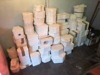 Large job lot 80+ slip molds