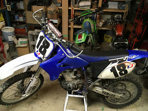 Yamaha 450 $3000 or trade for a 250