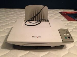 Lexmark printer / scanner combo for sale.