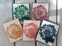 Stampin' Up New Catalouge Launch Party