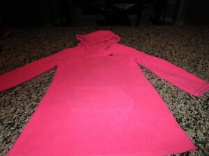 Hooded long sleeved dress (5T/5A) Kitchener / Waterloo Kitchener Area image 1