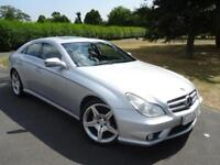 MERCEDES CLS CLASS CLS320 CDI 7G TRONIC 2009/09