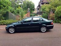 BMW 320 DIESEL 6 SPEED 5 DOOR 2003 2.0 YEAR MOT FULL SERVICE HISTORY DRIVES THE BEST