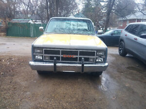 1984 GMC Other Pickup Truck