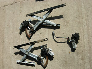 2005 F250 Power Window Regulator w/ Motor. LH only Cambridge Kitchener Area image 1