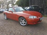 Mazda MX-5 1.6i Icon, Leather, Heated Seats, Full Service History, 2 Owners