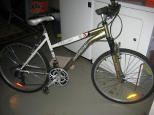 two bicycles in great conditionn $75 each