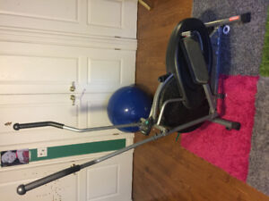 Compact elliptical for sale!