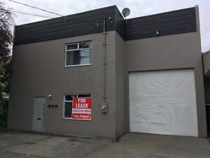 M-2 ZONE, LIGHT INDUSTRIAL BUILDING FOR LEASE