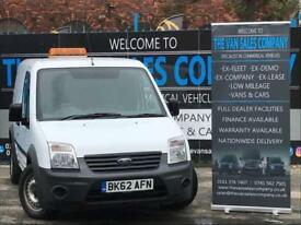 2012 62 FORD TRANSIT CONNECT 1.8 T220 LR 5D 74 BHP PANEL VAN DIESEL