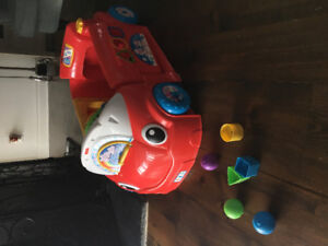 Voiture Fisher price, Laugh and learn
