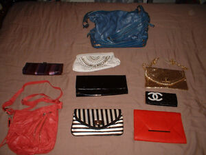 Sacoches et sacs à main divers / Various hand bags and purses