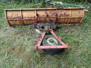 plow for truck 71/2 ft