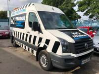 Volkswagen Crafter 2.0TDi ( 109PS ) CR35 MWB Fully Fitted Tyre Van