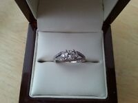 Wanting to trade 1 caret canadian diamond ring for truck