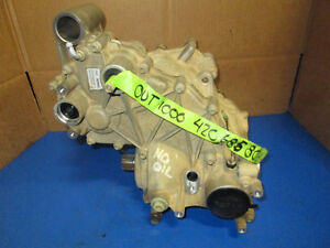can am outlander renegade 1000 TRANSMISSION GREAT SHAPE USED Prince George British Columbia image 1