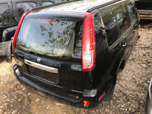 2006 NISSAN X-Trail ** FOR PARTS ** INSIDE &  OUTSIDE **