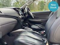2018 Mitsubishi L200 Double Cab DI-D 178 Warrior 4WD Auto PICK UP Diesel Automat