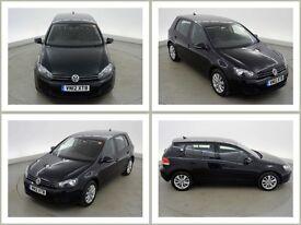 Volkswagen Golf 1.6 TDi 105 BlueMotion Tech Match 5dr DSG, 18m WARRANTY, NAV, BLUETOOTH, CRUIS CNTRL