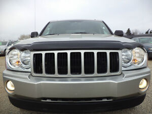 2007 Jeep Grand Cherokee LAREDO-H/LEATHER-SUNROOF---DIESEL--129K
