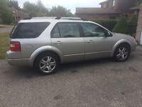 2007 Ford Freestyle Limited   Moonroof   Heated Seats