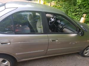 Nissan Sentra 2004 à vendre