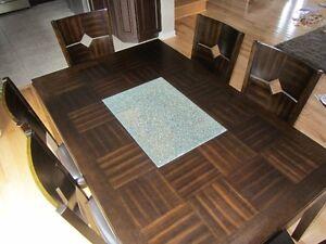 Salle à dîner_Table  et 6 chaises West Island Greater Montréal image 1