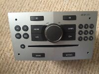 Cd 30 CD player for vauxhall cars