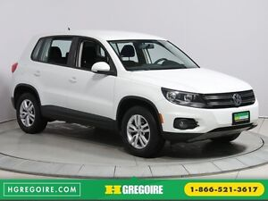 2015 Volkswagen Tiguan Trendline 4MOTION AUTO A/C GR ELECT MAGS