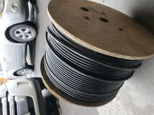 RG-11 tv cable